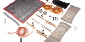 Wearable technology arduino kit by Plug'n'Wear