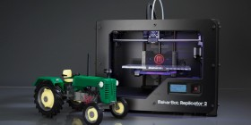 MakerBot Replicator 2 (press photo)