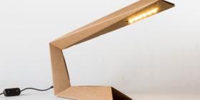 Fattelo's 01 Lamp available on MakeTank