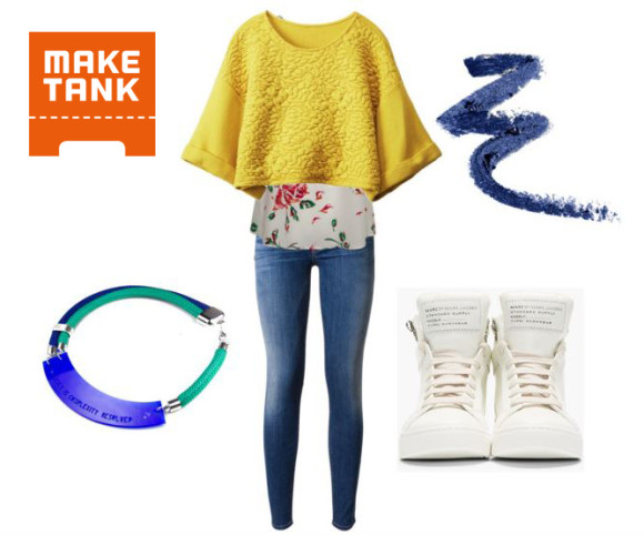 make tank look primavera