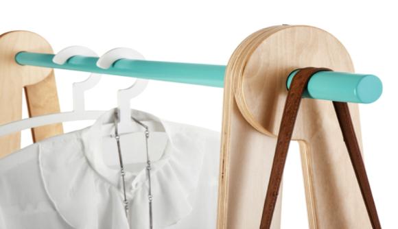 L'appendiabiti della linea Pregadio: innovazione e semplicità.