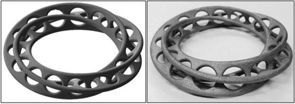 Il modello 3D di un oggetto e la sua realizzazione in SIS