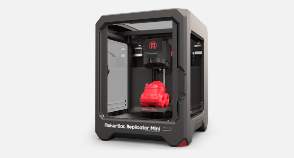 Makerbot Mini, the most affordable Makerbot 3D printer