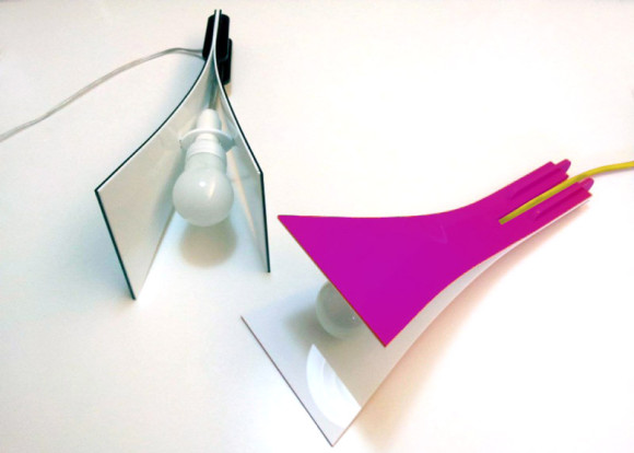 La lampada Leddy