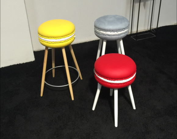 The colored Makastools