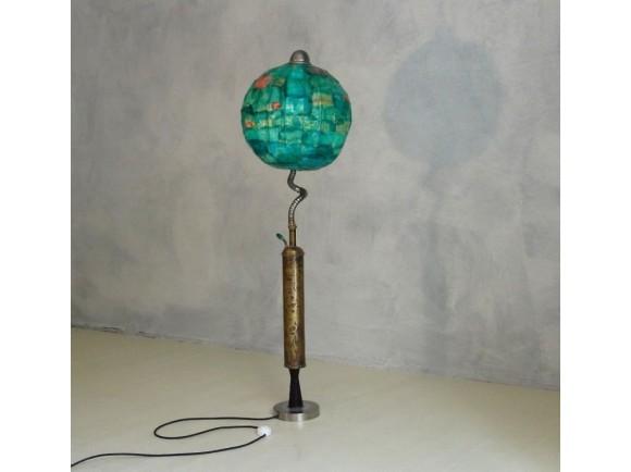 Smeralda - Lampada da Terra